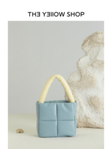 The YellowShop 20 Autumn Winter Bestie Tote Bag small eco-託 special bag