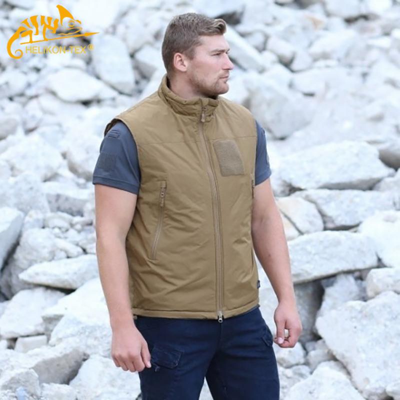 Helikon Helican cold warm casual military jacket vest L7 cotton suit outdoor sports vest