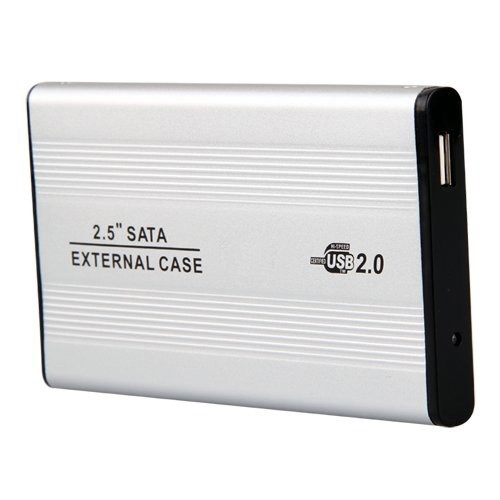 2.5 hard drive, SZS Hot 2.5 BOX PORTABLE HARD DRIVE HDD SATA 500GB A