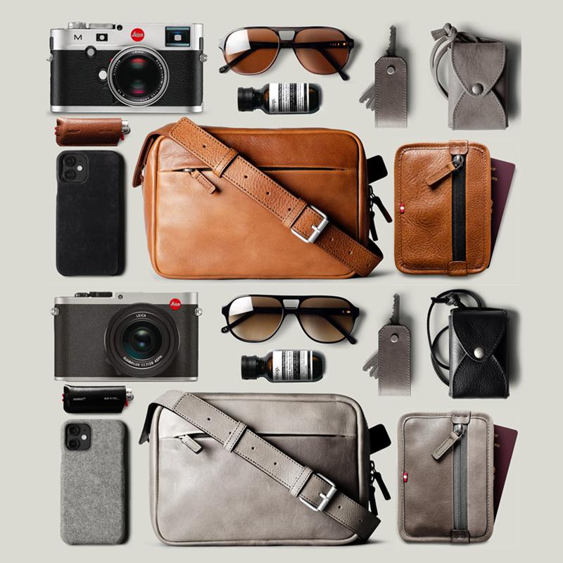 British tidal Brand Hardgraft outdoor one-shoulder slanted breast bag micro-single digital camera backpack