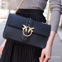 Торговый моды кожа печати одно плечо диагональная цепи сумка женская