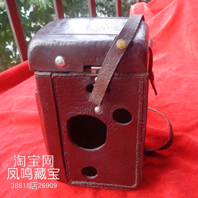 Seagull 4 pairs of anti-120 old camera friendship double anti-camera leather sleeve wings are rare down