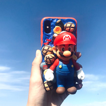 Mario is not as proud as you are.]wuzza Original handmade phone shell IPhone7 7P 8 8P X Xs MAX