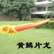 Bamboo Ribbon scales Cylinder dump dragon three-dimensional fluttering dragon fitness colorful hand dance dragon belt hook Hula Ring Accessories