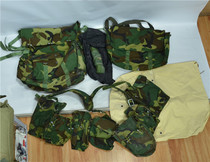 Outdoor Jun Jun jungle camouflage new inventory of original goods old goods combination of multi-purpose equipment package