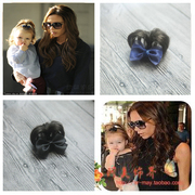 Children's hair wig headgear child safety clip clip Plush Baby Baby wig Curls Hair 0-12 months