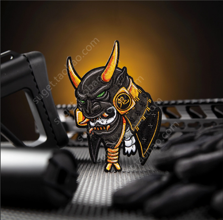 Spot US MA THE RONIN ONI Ghost Warrior Limited Armband MODERN ARMS