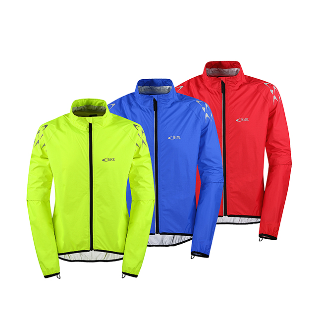 VBIKE windproof, waterproof, light and thin cycling windbreaker raincoat