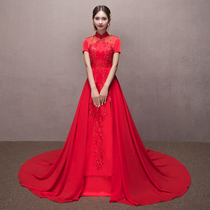 Self-cultivation Chinese red tail Xiu wo Clothing