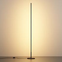 Minimalist creative floor lamp bedroom living room personality atmosphere lamp Nordic simple LED lighting ground lamp floor lamp