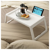 Shanghai confused IKEA domestic purchase Kripke bed table folding dining rack Notebook table