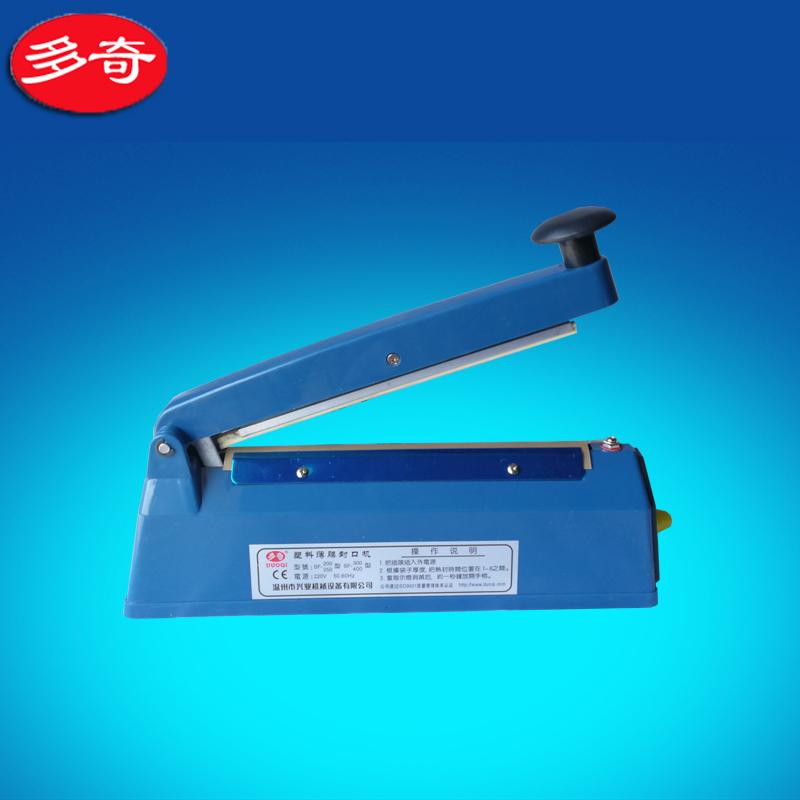 Dochi hand-press sealing machine sealing machine mooncake bag aluminum foil seal plastic manual sealer film shrink film