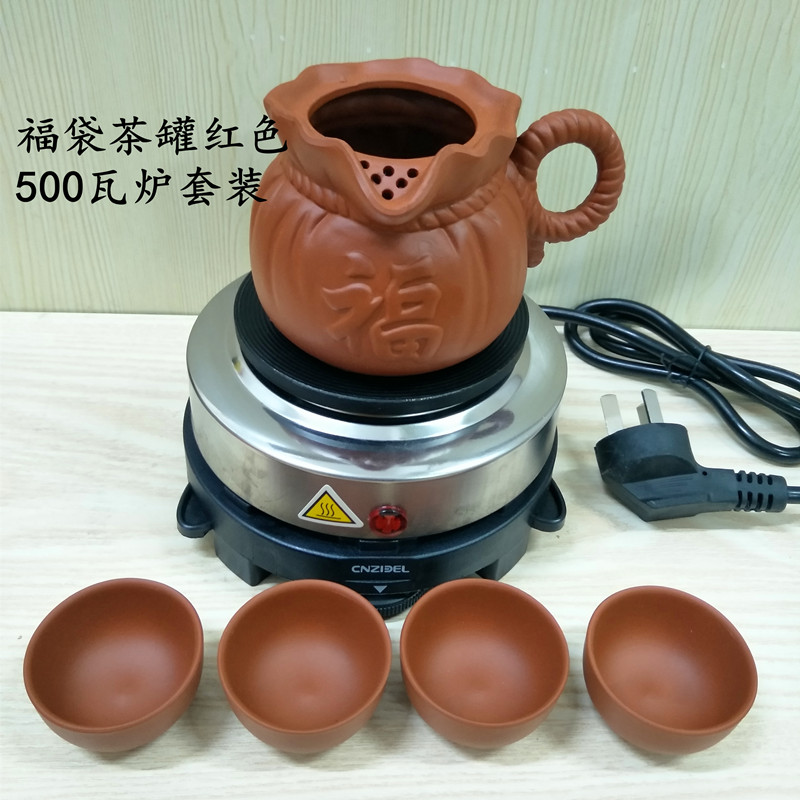 Gansu can tea can tea-making tea-making pot electric stove Gansu Minnan Tianshui West and Ningxia tea-making stove home
