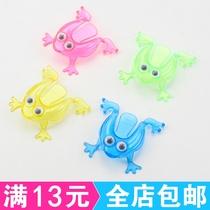 儿童跳跳蛙玩具青蛙跳弹跳5岁益智幼儿园宝宝生日开学分享小礼物