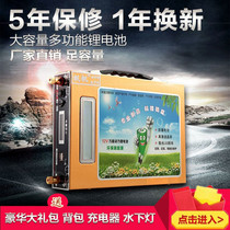 Maple Sail Lithium Battery 12V bulk 60ah100ah Large capacity polymer Xenon lamp inverter Outdoor Lithium battery