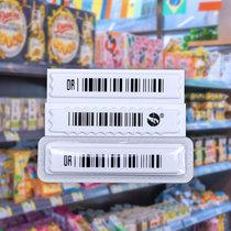 Акустические магнитные этикетки супермаркет анти-кражи мягкой этикетки косметики магазин DR сигнализации двери против кражи плитки водонепроницаемый штрих-код наклейка