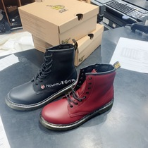 United States purchasing Dr Ma * tens classic retro Martin boots 8 hole British wind soft leather Martin boots 1460