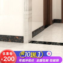 Marble Kicking line decorative living room All-ceramic tile natural stone edge waist line foot line corner foot line