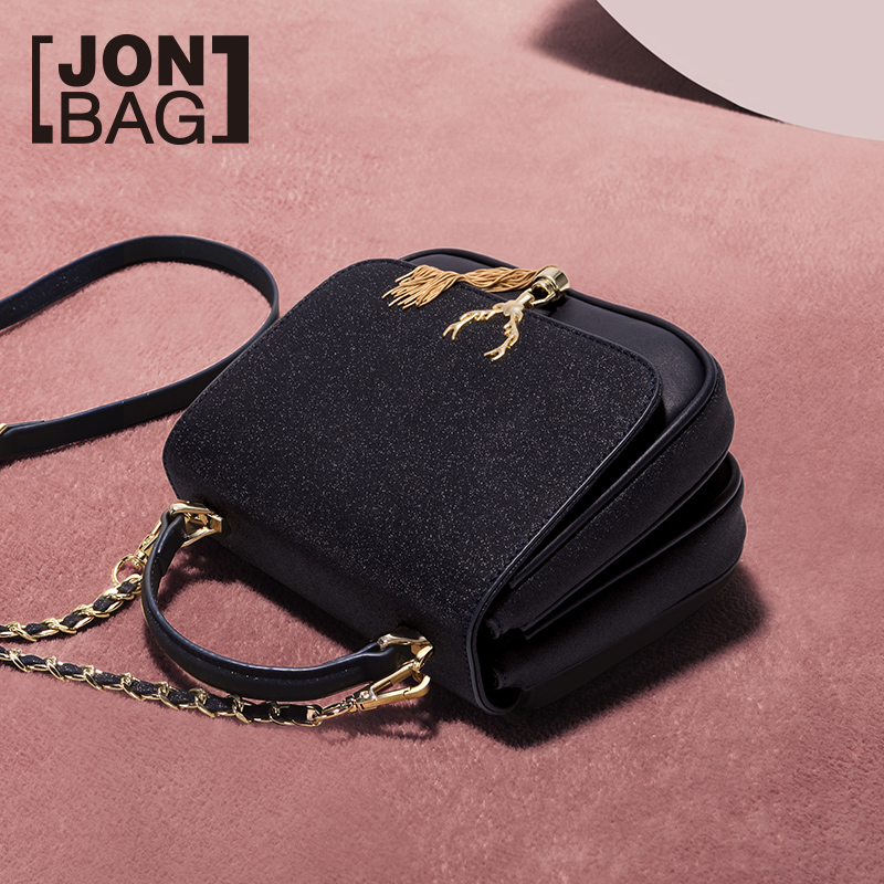 Jane 迷你 迷你 mini chain small bag 2018 new wave Korean version of the wild shoulder bag 挎 挎 系 系 少女 少女