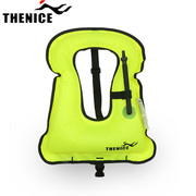 THENICE swimming diving adult child lifejacket buoyancy vest vest drifting inflatable portable snorkeling
