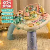 Baby early teaching puzzle toys 11 3-year-old semi-functional children intellectual development brain boy 24 girls.