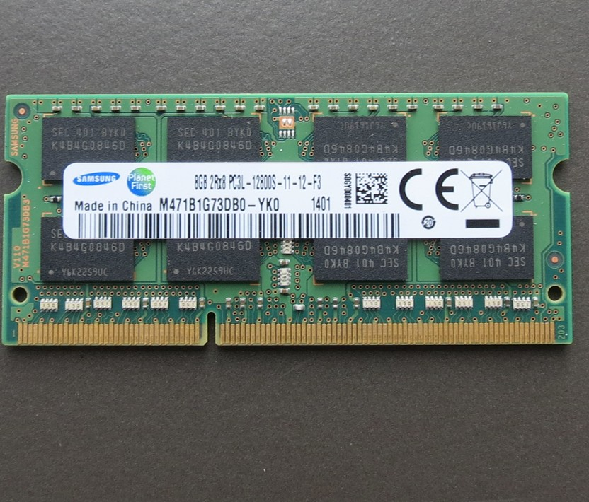 Samsung DDR3L 8G 1600 notebook memory bar PC3L-12800S low voltage brand-new