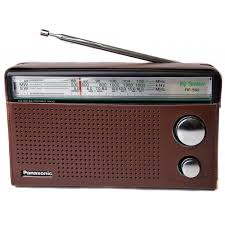 New Indonesian imported Panasonic Panasonic RF-562DD full-band retro radio shortwave