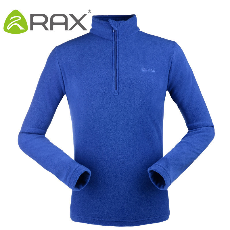 [Clearance] RAX outdoor catching fleece for men and women warmth thickening jacket coat soft shell fleece liner