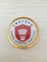 VICTOR Badminton Referee Picker Pick side coin game Pick side player table tennis match pick edge device