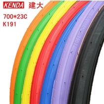 Build Big K1018 road car dead fly bicycle tire 23-622 700x23c Anti-thorn inner tire 700C