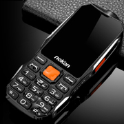 Neken/ Nikain EN3c three straight military old machine long standby Telecom version of old mobile phone