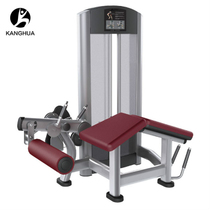 Shandong Kang Hua Gym commercial thigh flexor trainer recumbent femoral two-head muscle trainer