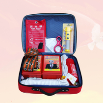 Home Hotel inspection fire Emergency box Emergency Package fire Emergency package floor life Saving family escape set