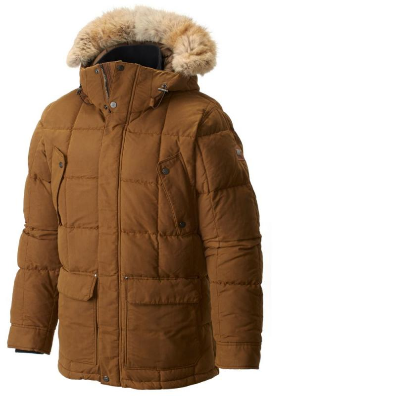 Sorel / ice bear winter new warm hooded goose down jacket male American direct mail 1652751