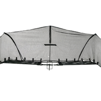 Le Ji master Table tennis collection net with Le Ji Master tee can make table tennis cycle use