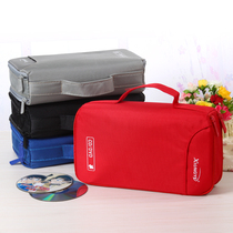 Male disc Package large capacity CD package CD box DVD storage box Creative CD pack 96 pieces of disc bag