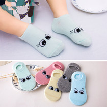 Spring cotton children socks 1-3-5 thin girls summer infant cotton boys baby boy