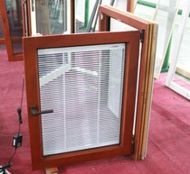 Special new built-in louver glass hollow louver Glass electric Shake control louver glass Wuhan Physical Factory