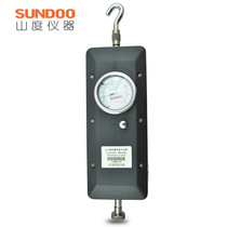 Sundoo Mountain degree skn-1000n~5kn pointer push tension meter a large number of range dial type dynamometer