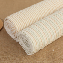 Natural color cotton quilted organic cotton thermal fabric cotton floor cloth baby cloth