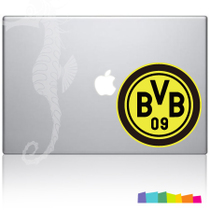 Apple notebook computer sticker Dejia Dortmund MacBOOK Pro Air iPad Apple computer sticker