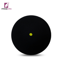 Fangcan single yellow dot squash slow advanced professional training competition suitable for a variety of venues genuine 5 pieces
