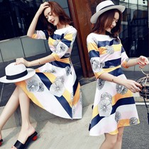 Shang Manni Miao Ge Cheng Sha 2017 summer dress baiyintala trendy ladies new flagship store when know
