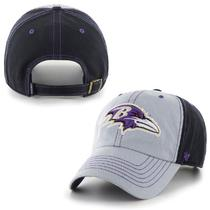 American direct mail 2039578 Baltimore Ravens NFL new cotton mens hat adjustable Baseball Cap