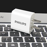 Philips Apple fast 5v2a charger head iphone6 ​​Universal Andrews phone plug usb2.1a fast charge