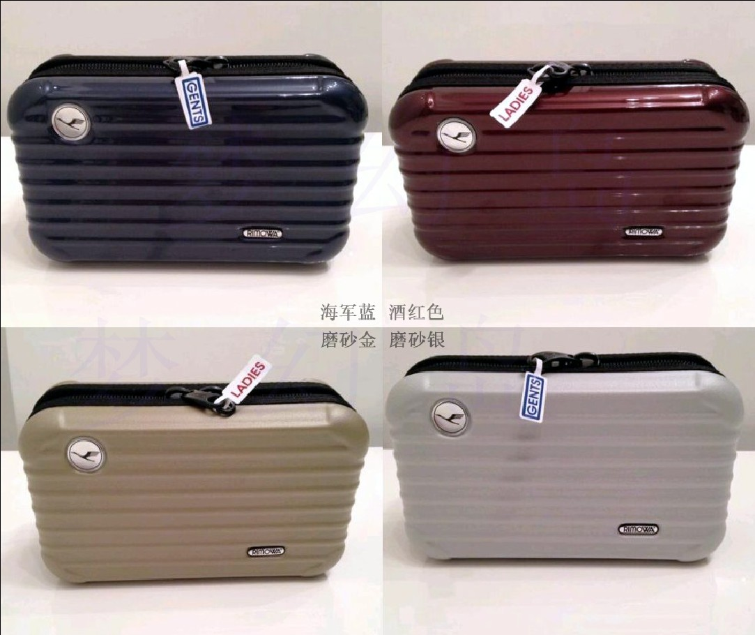New Year Specials RIMOWA Germany Rimer Hansa authentic salsa wash bag cosmetic bag travel bag