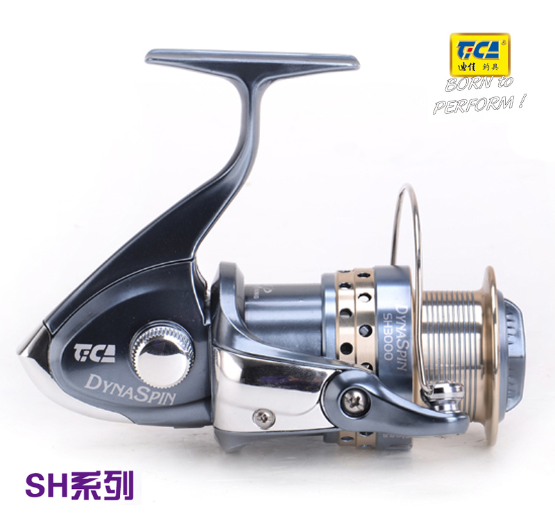 Dijia Roller Spinning SH1500 Fishing Wheel Front Unloading Line Roller Yaji Fishing Wheel Fishing Gear