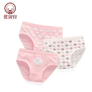 Excellent bayee children kids girls underwear briefs baby shorts Leggings children girl panties