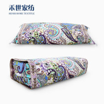 The whole buckwheat shell pillow cotton coarse buckwheat skin pillow core height adjustable pillow Cervical Pillow