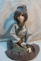 BJD clothes – around two song ju (four children)